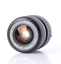 Nikon Nikon Nikkor 35-70mm F/3.5-4.8 Macro Zoom Lens *