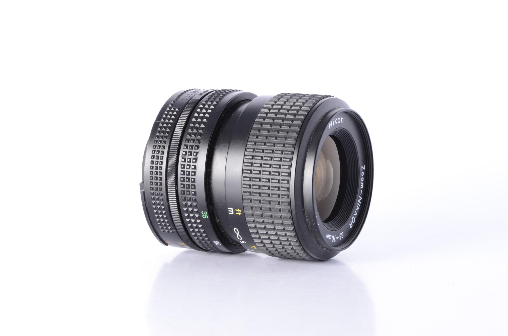 Nikon Nikon Nikkor 35-70mm F/3.5-4.8 Macro