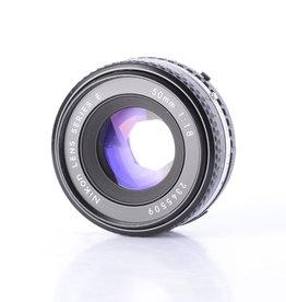 Nikon Nikon 50mm f/1.8 Series E Lens *