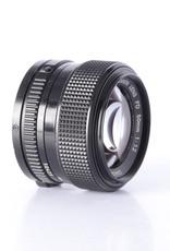 Canon Canon 50mm f/1.2 | FD Manual Focusing Lens *