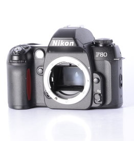 Nikon Nikon F80 35mm Film Camera Body *