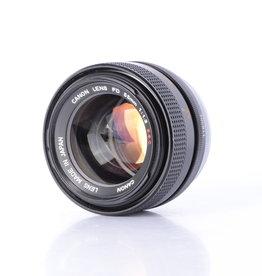 Canon Canon 55mm F/1.2 S.S.C. Manual Focus Lens *