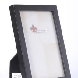 Lawrence Black Wood 8x12 Frame