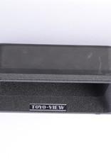 "Toyo Toyo Omega #0 34mm recessed lensboard 6.25""x6.25"" *"