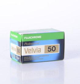 Fujifilm Fuji Velvia 50 ASA 36exp Slide Film *