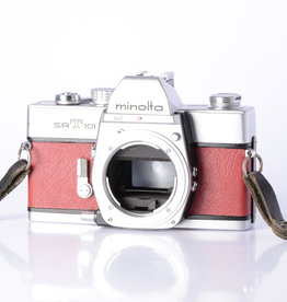 Minolta Minolta SRT-101 RED 35mm Film Camera Body * SRT101