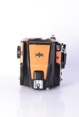 Mamiya Mamiya M645 Medium Format Camera Body w/ Prism Orange *