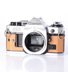 Canon Canon AE-1 Program BasketBall Brown Camera Body *