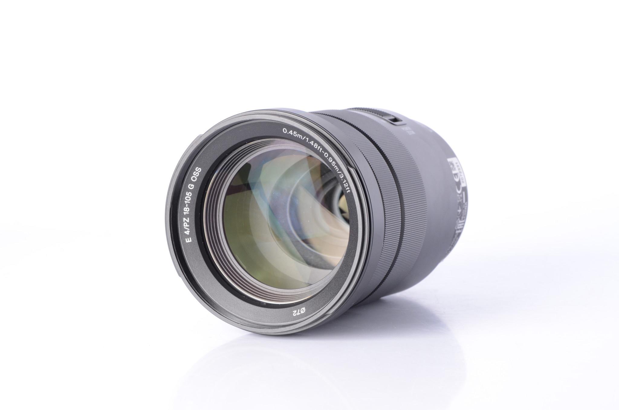 Sony Sony 18-105mm f/4 PZ G OSS E Mount Lens *