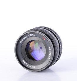Contax Zeiss Planar 50mm f/1.7 Lens *