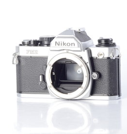 Nikon Nikon FM2N Chrome 35mm Film Camera *