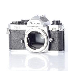 Nikon Nikon FM2N Chrome 35mm Film Camera *
