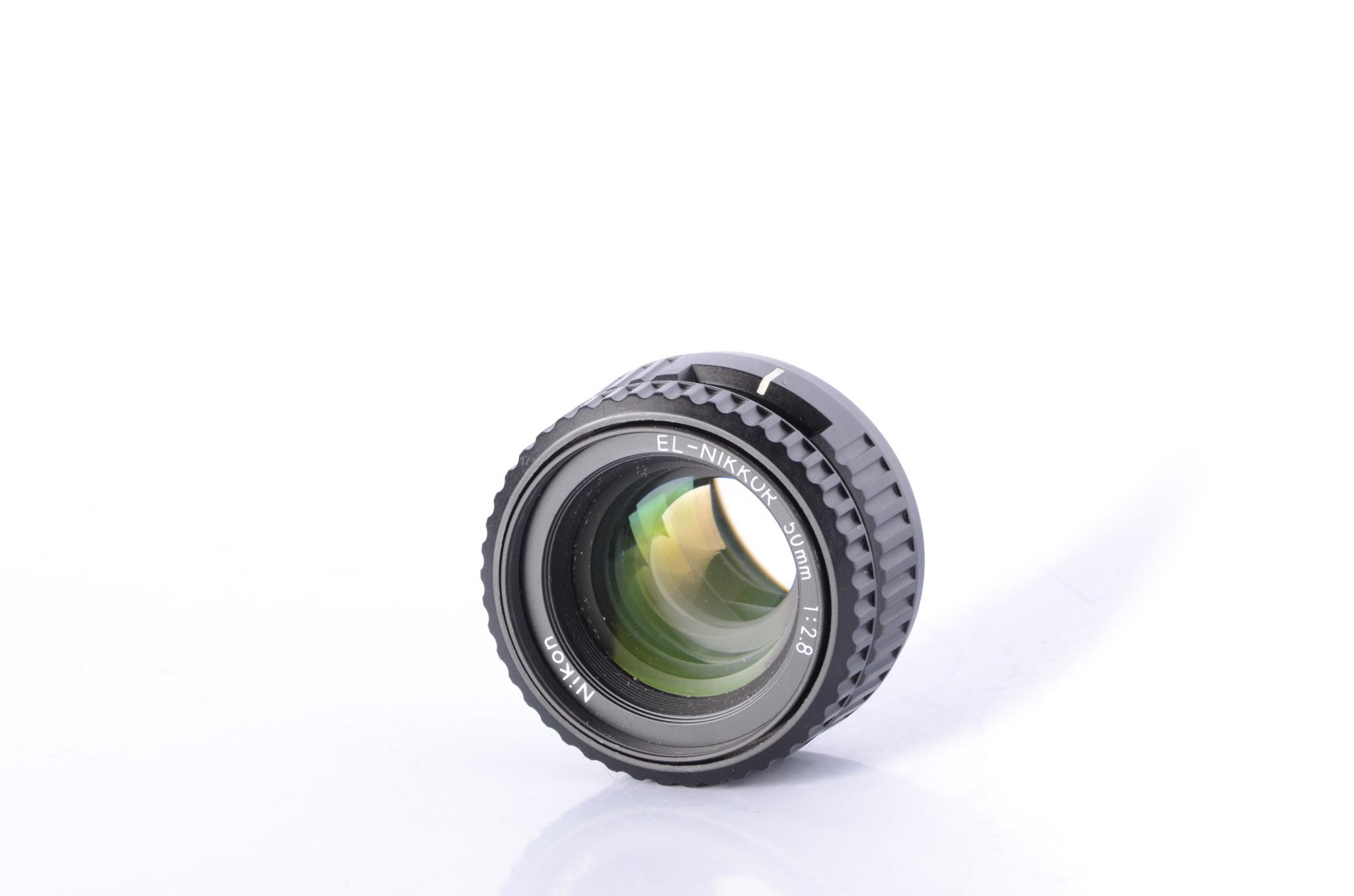 Nikon Nikon El-Nikkor 50mm f/2.8 Enlarger lens