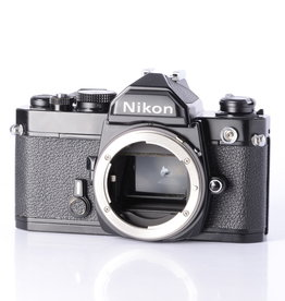 Nikon Nikon FM Black Film Camera Body *
