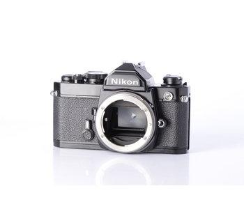 Nikon FM Black Film Camera Body *
