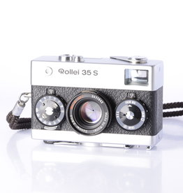 Rollei Rollei 35s | 35 s | Chrome Compact Camera *