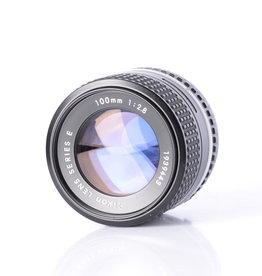 Nikon Nikon 100mm f/2.8 Series E Prime Medium Telephoto Lens *