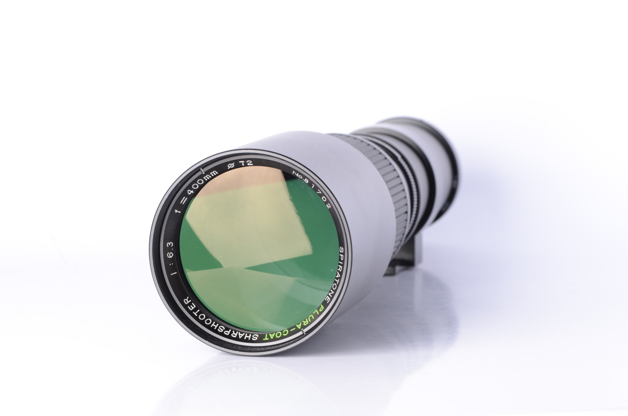 Spiratone Spiratone 400mm F/6.3 Super Tele Plura-Coat Lens *