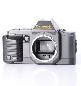 Canon Canon T70  35mm Film Camera Body *