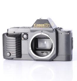 Canon Canon T70  35mm Film Camera Body *
