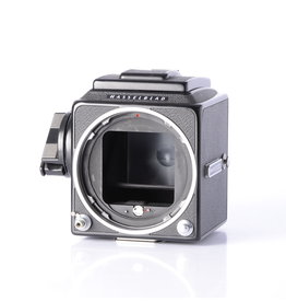 Hasselblad Hasselblad 500C/M w/ waistlevel BLACK Medium Format Camera *