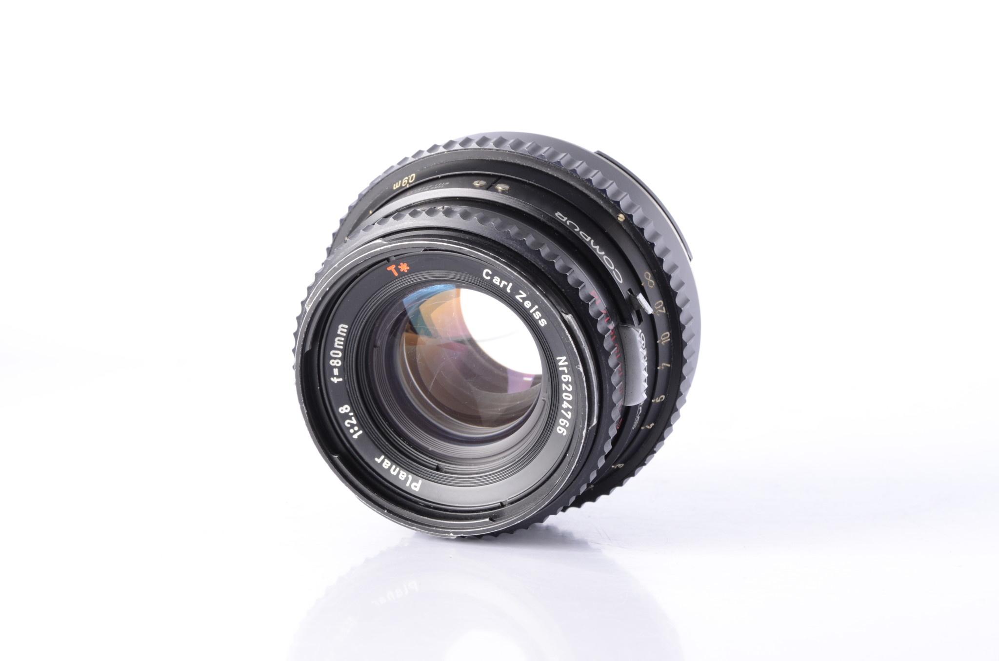 Hasselblad 80mm F/2 8 T* C Lens
