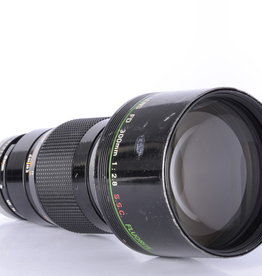 Canon Canon 300mm f/2.8 | FD mount | Case | 2x extender