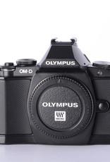 Olympus Olympus OM-D E-M5 SN: BEJ510887