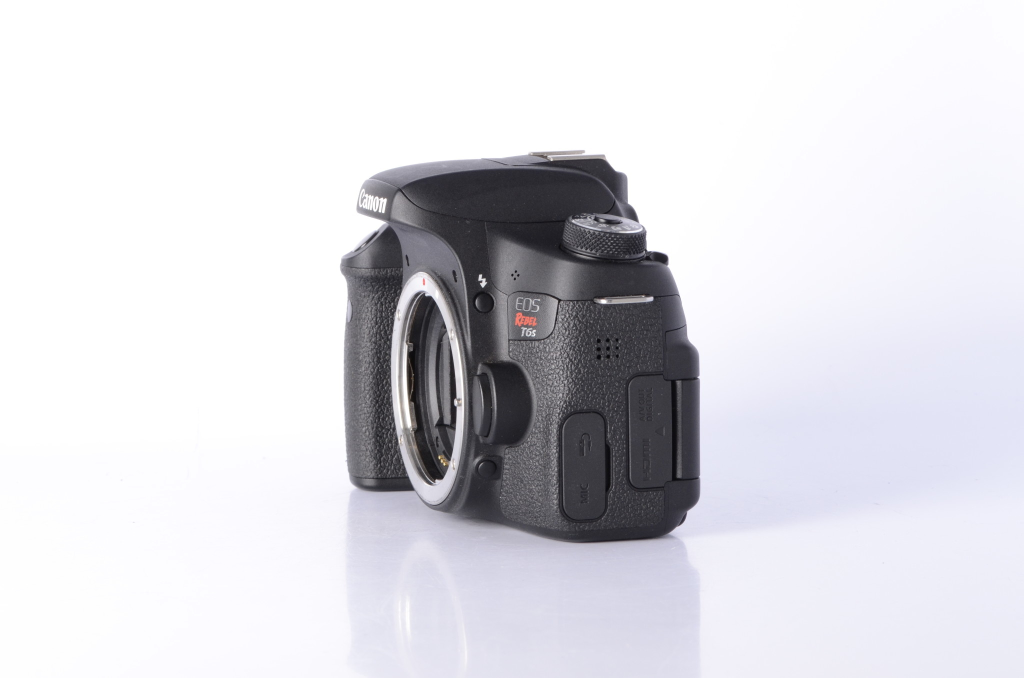 Canon Canon Rebel T6s DSLR Camera Body SN: 032032006320 *