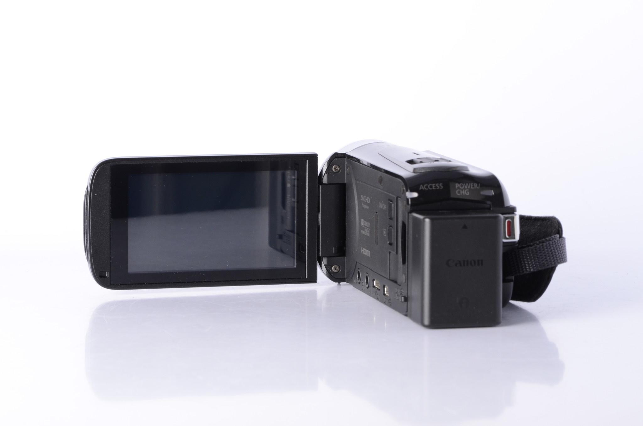 Canon Canon Vixia HF-R400 SN: 682634203303 *
