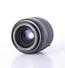 Nikon Nikon Nikkor 35-70mm f/3.3-4.5 Zoom Lens w/ Aperture Ring *