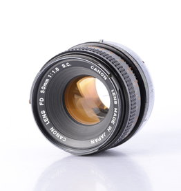Canon Canon 50mm f/1.8 SC S.C. | Manual Focus Lens *