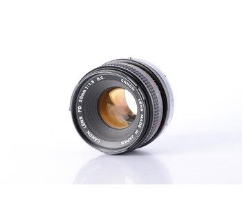 Canon 50mm f/1.8 SC S.C. | Manual Focus Lens *