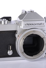 Nikon Nikon  Nikkormat FT2 |Chrome| 35mm Full manual camera *
