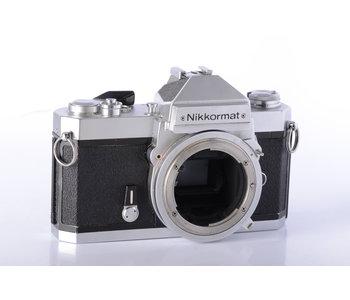 Nikon  Nikkormat FT2  Chrome  35mm Full manual camera *