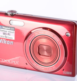 Samsung Samsung WB35F  (Red)