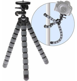 VidPro Gripster III Flexible Camera Tripod for DSLRs and Camcorders *