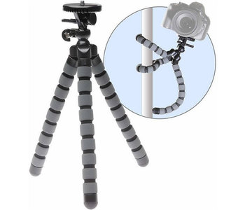 Gripster III Flexible Camera Tripod for DSLRs and Camcorders *
