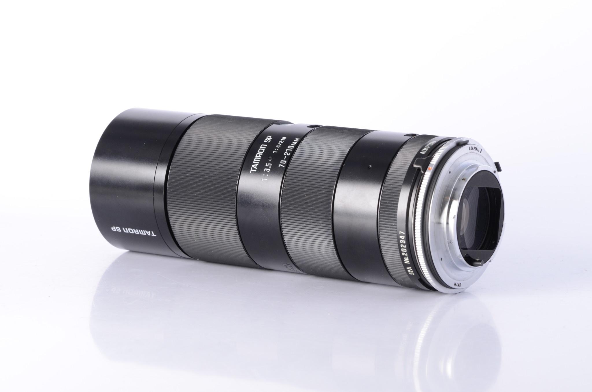 Tamron Tamron Adaptall 70-210mm f/3.5-4 Telephoto Lens *