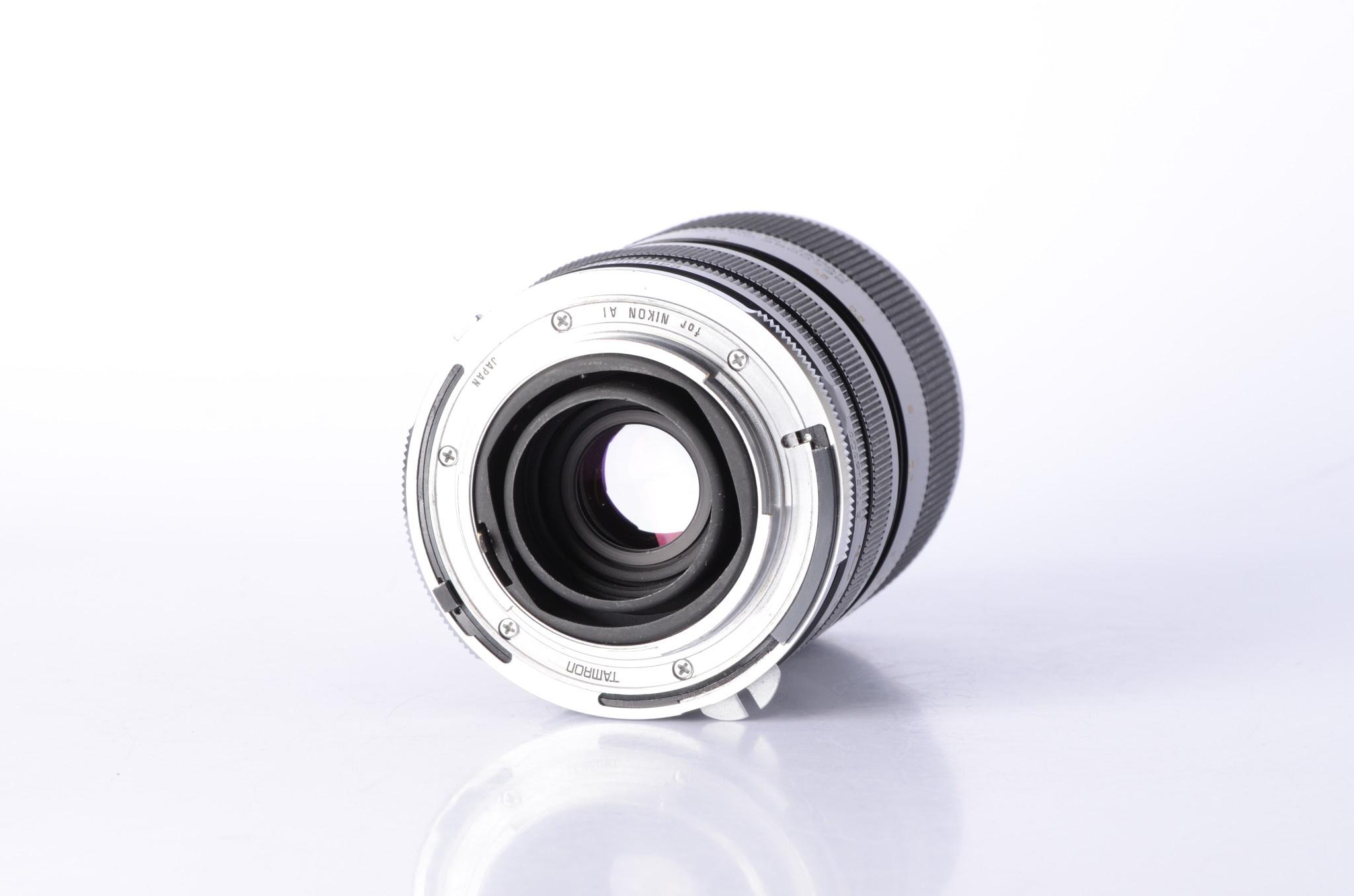 Tamron Tamron Adaptall 35-80mm f/2.8-3.8 SN: 902023 *