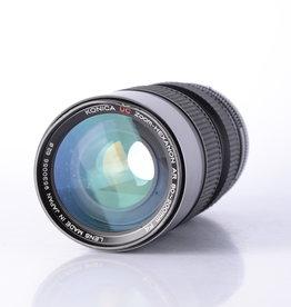 Konica Konica UC 80-200mm f/4 AR Lens *
