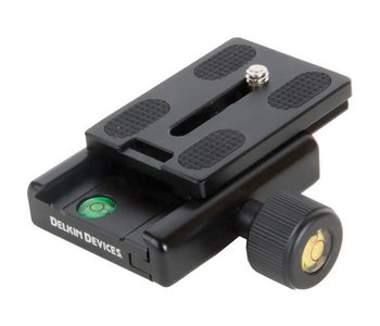 Delkin Devices Quick Release for Fat Gecko with Base Plate *