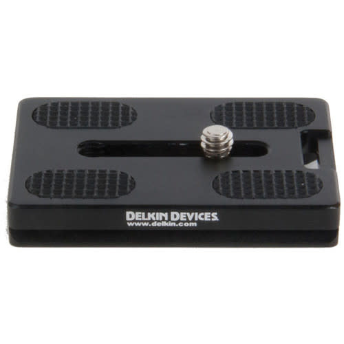 Delkin Delkin Devices Quick Release for Fat Gecko with Base Plate *