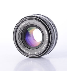 Nikon Nikon 50mm f/1.8 Prime Lens *