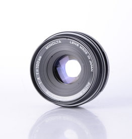 Minolta Minolta 100mm f/4 Bellows Lens *