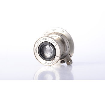 Leica 50mm f/3.5 Leitz Elmar Lens *