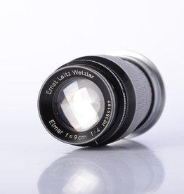 Leica 9cm f/4 Elmar Lens *