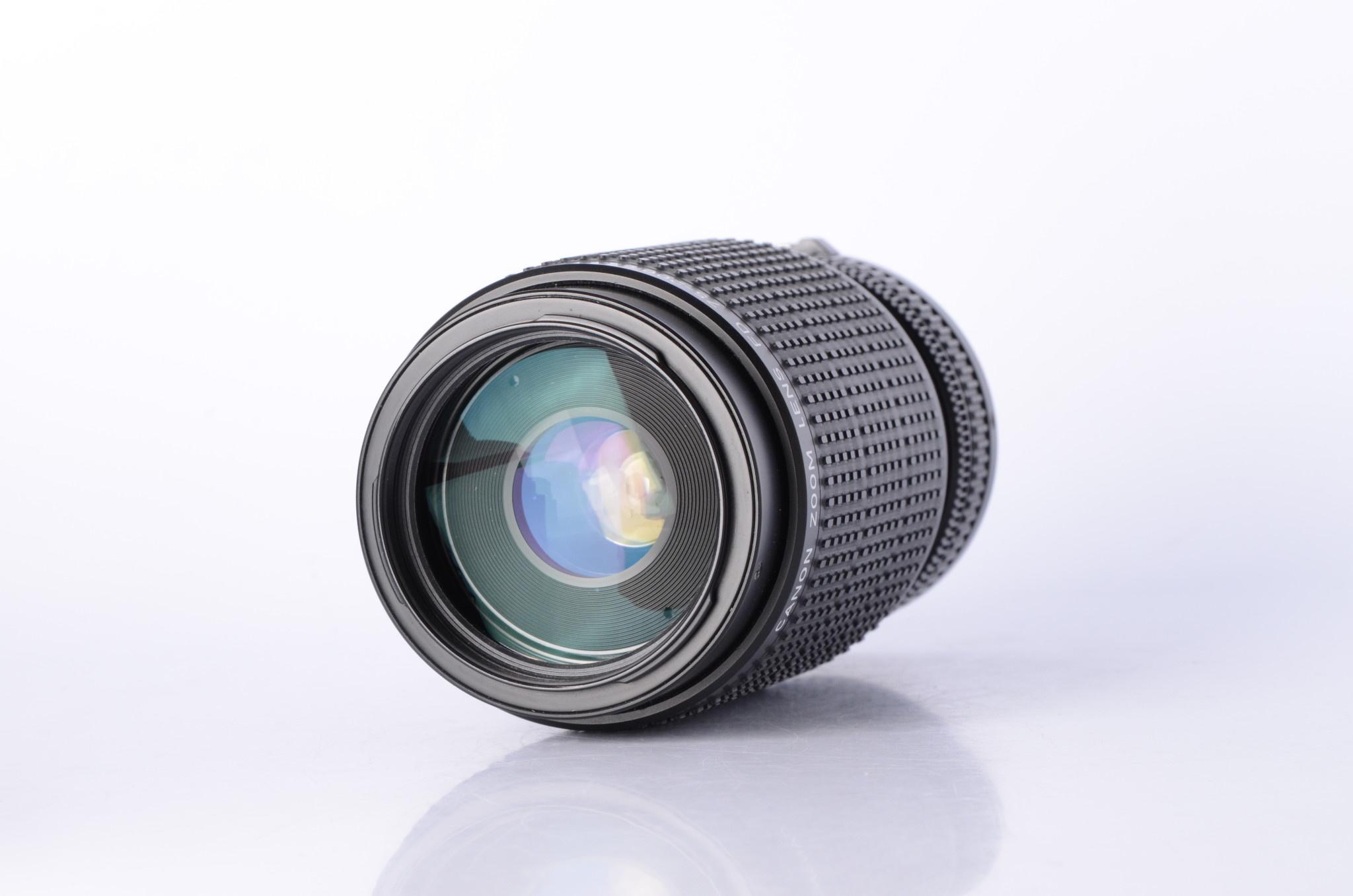 Canon Canon 75-200mm F/4.5 Manual Focus Lens SN: 75238 *