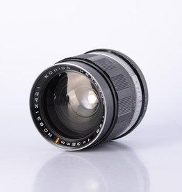 Konica Konica 35mm f/2.8 EE Lens *
