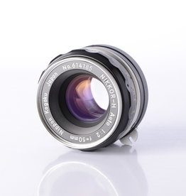 Nikon 50mm f/2 Prime Lens *